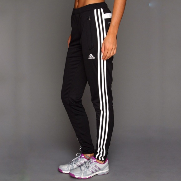 7e8ece51 Adidas Fitted Soccer Pants